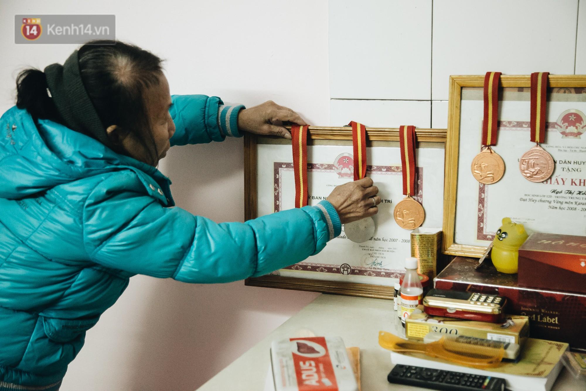 Bi kịch của cô gái vàng Karatedo Việt Nam: Bại liệt ở tuổi 20, từng nhiều lần tự tử và từ bỏ mối tình đẹp để người yêu kiếm hạnh phúc mới - Ảnh 6.