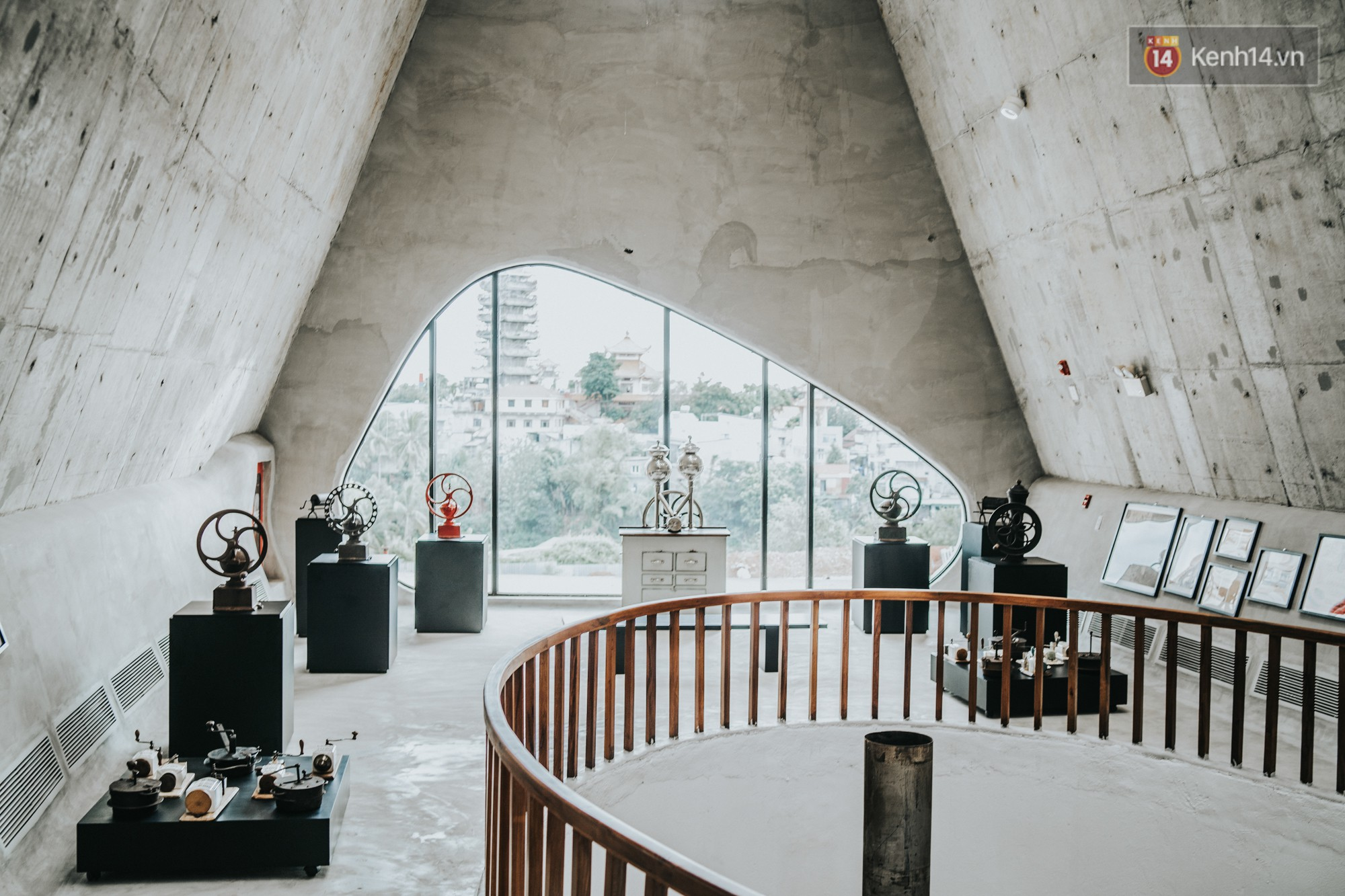 Bảo tàng cà phê mới toanh ở Buôn Ma Thuột đang là địa điểm check-in phủ sóng Instagram! - Ảnh 8.