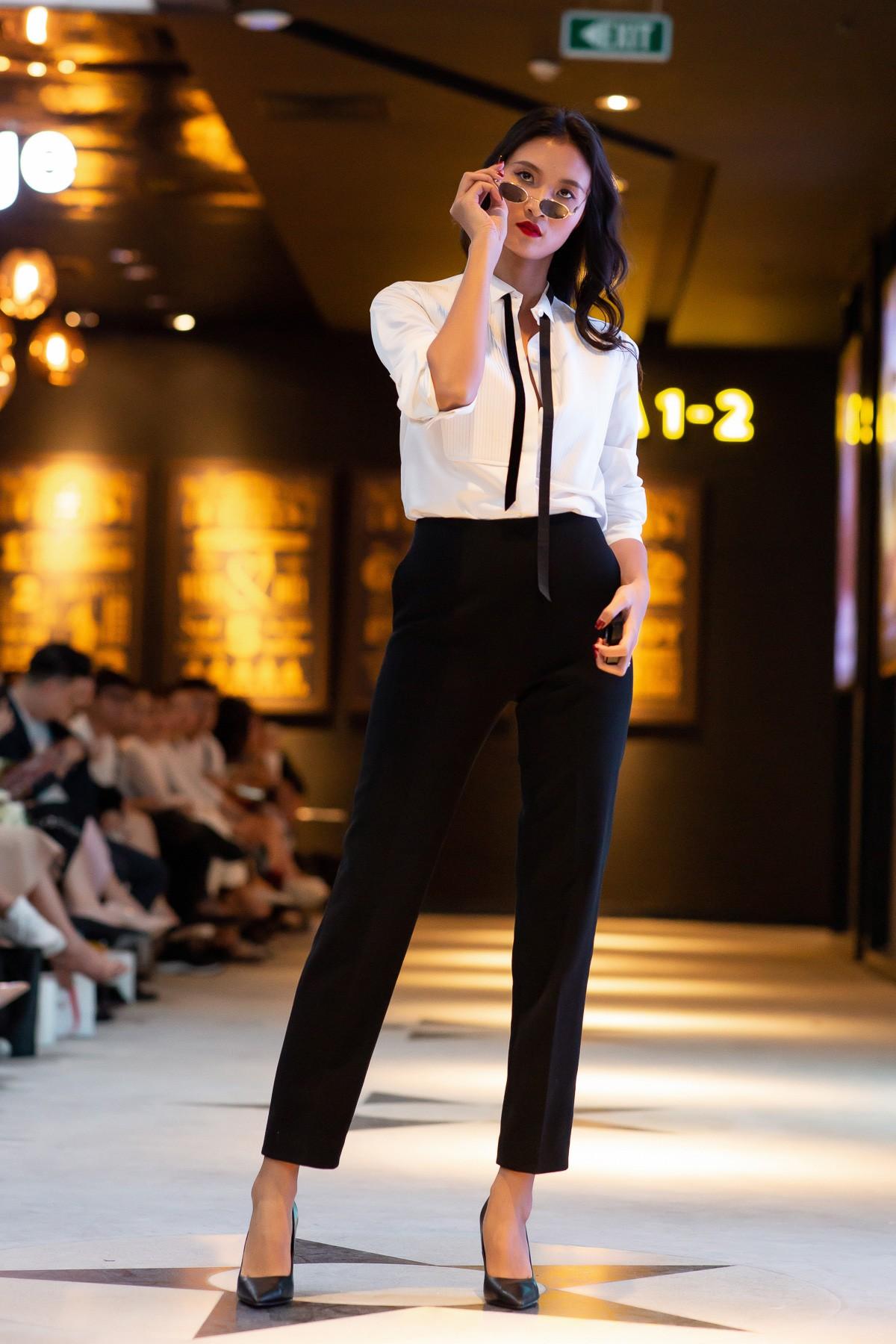 Dàn sao Gái Già Lắm Chiêu 2 bất ngờ gây náo loạn sàn catwalk, chinh phục công chúng bằng BTS ấn tượng của Lâm Gia Khang - Ảnh 9.