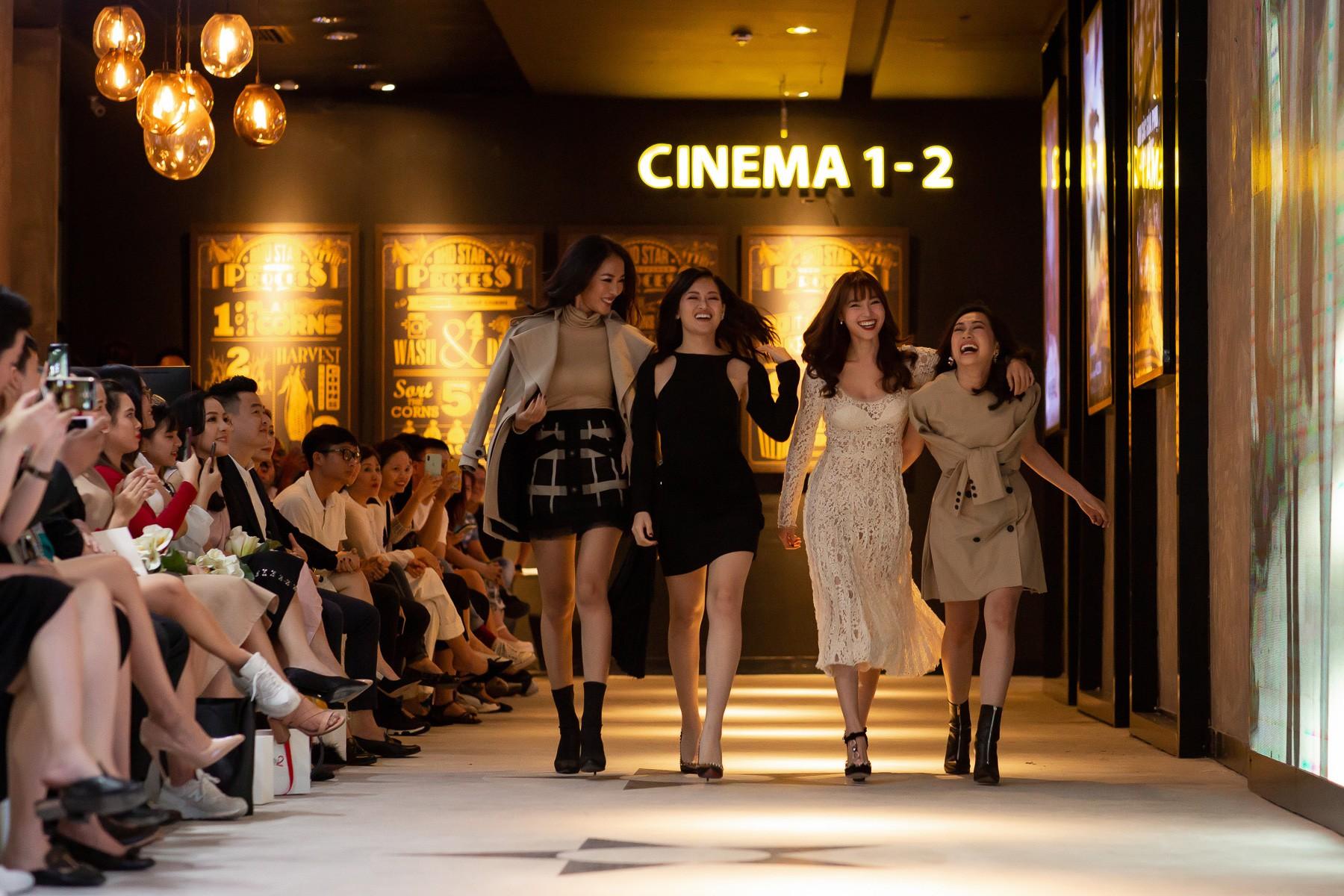 Dàn sao Gái Già Lắm Chiêu 2 bất ngờ gây náo loạn sàn catwalk, chinh phục công chúng bằng BTS ấn tượng của Lâm Gia Khang - Ảnh 14.