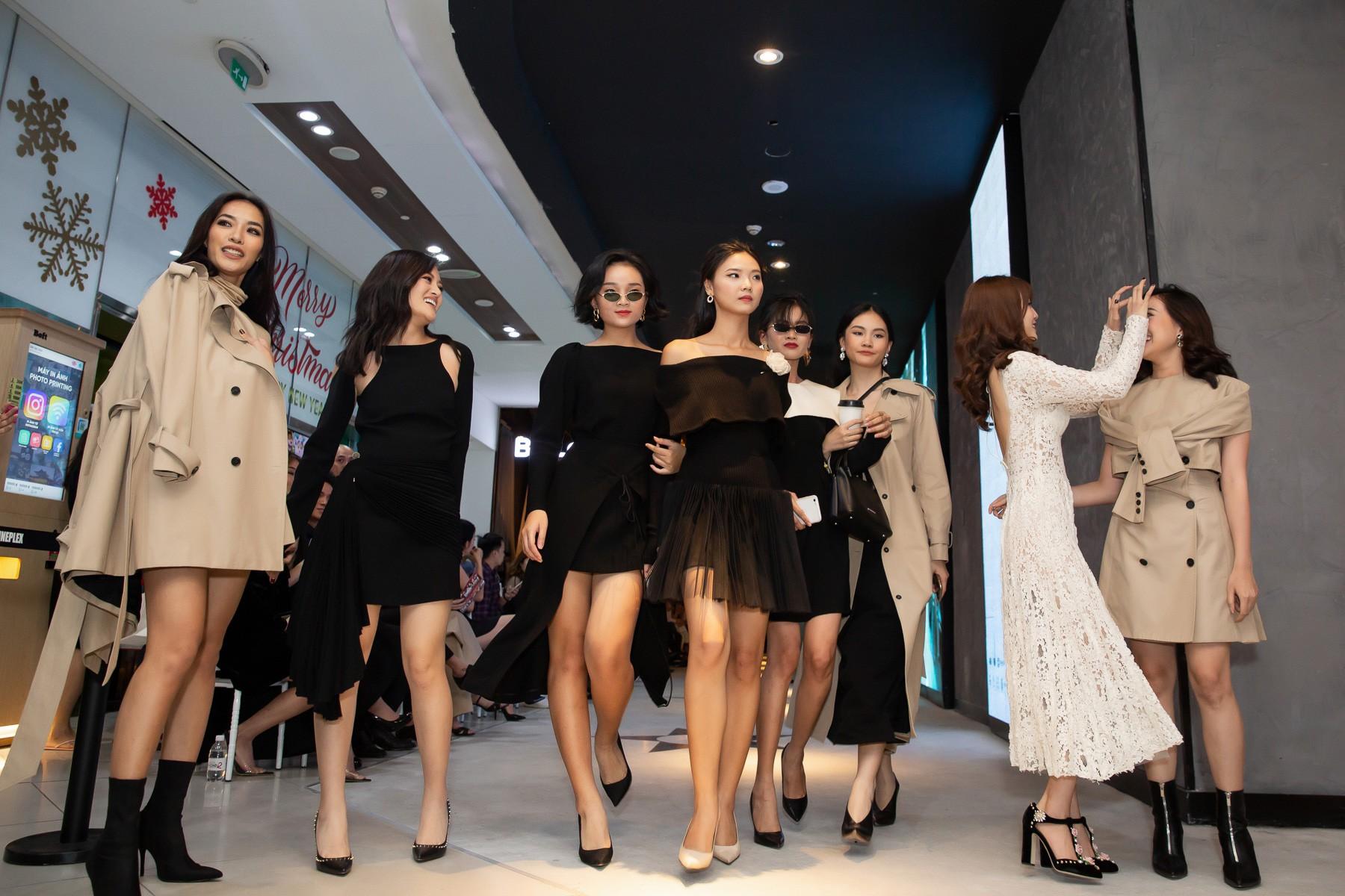 Dàn sao Gái Già Lắm Chiêu 2 bất ngờ gây náo loạn sàn catwalk, chinh phục công chúng bằng BTS ấn tượng của Lâm Gia Khang - Ảnh 15.