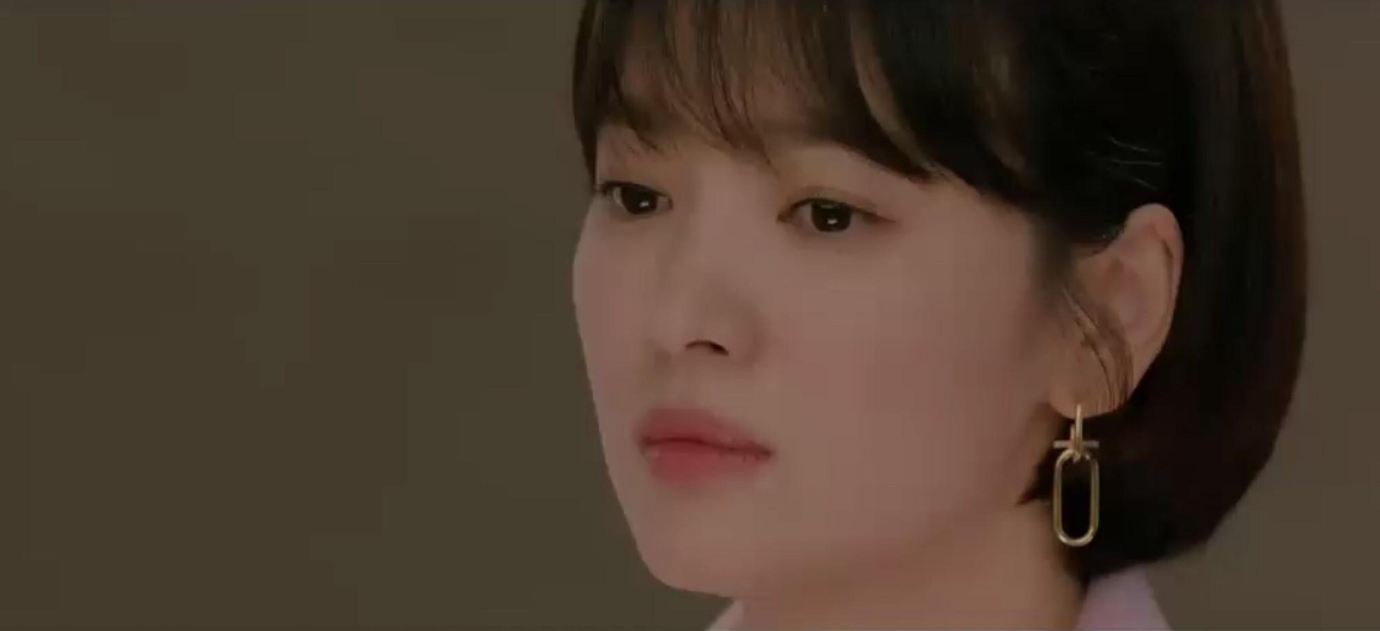 Nhờ chị sếp Song Hye Kyo trả thính liên tục, rating Encounter lại tăng nhẹ - Ảnh 8.