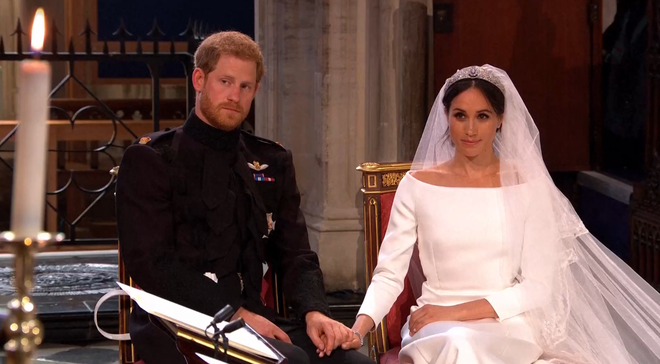Tổng hợp những lễ cưới rình rang hoành tráng nhất thế giới năm 2018 - Ảnh 2.