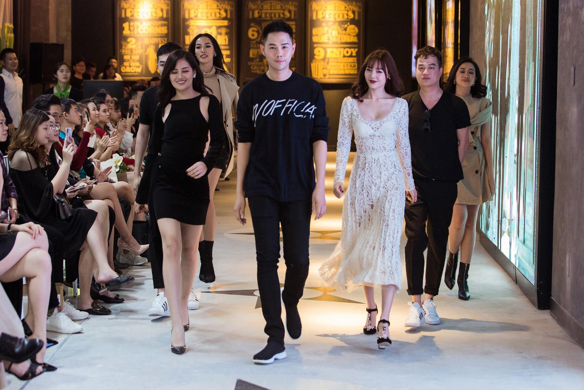 Dàn sao Gái Già Lắm Chiêu 2 bất ngờ gây náo loạn sàn catwalk, chinh phục công chúng bằng BTS ấn tượng của Lâm Gia Khang - Ảnh 18.