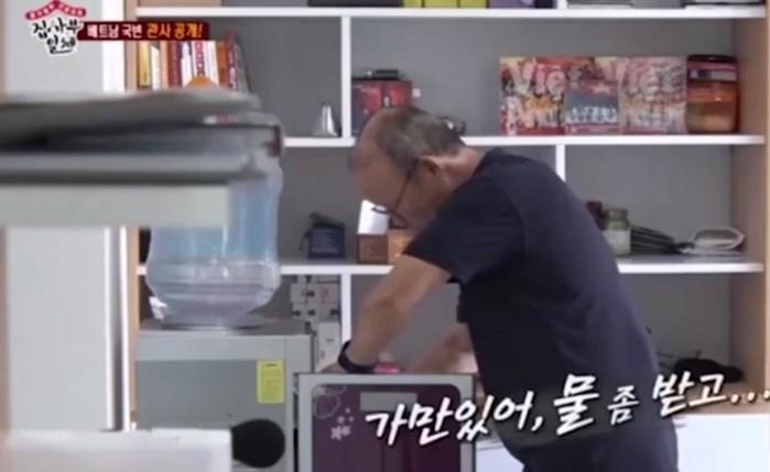 Tôn Ngộ Không Lee Seung Gi thích thú thăm nhà HLV Park Hang-seo - Ảnh 4.