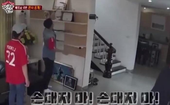 Tôn Ngộ Không Lee Seung Gi thích thú thăm nhà HLV Park Hang-seo - Ảnh 7.