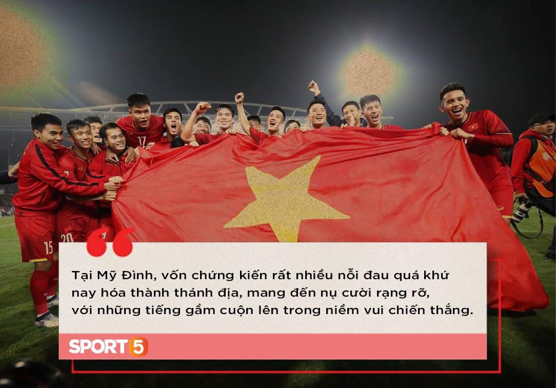 Việt Nam vô địch: Ngày vinh quang đã đến - Ảnh 1.