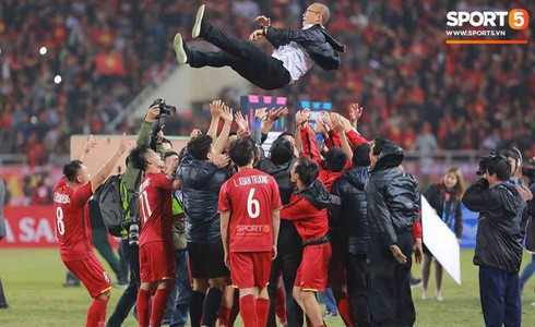 Việt Nam vô địch AFF Cup, câu nói