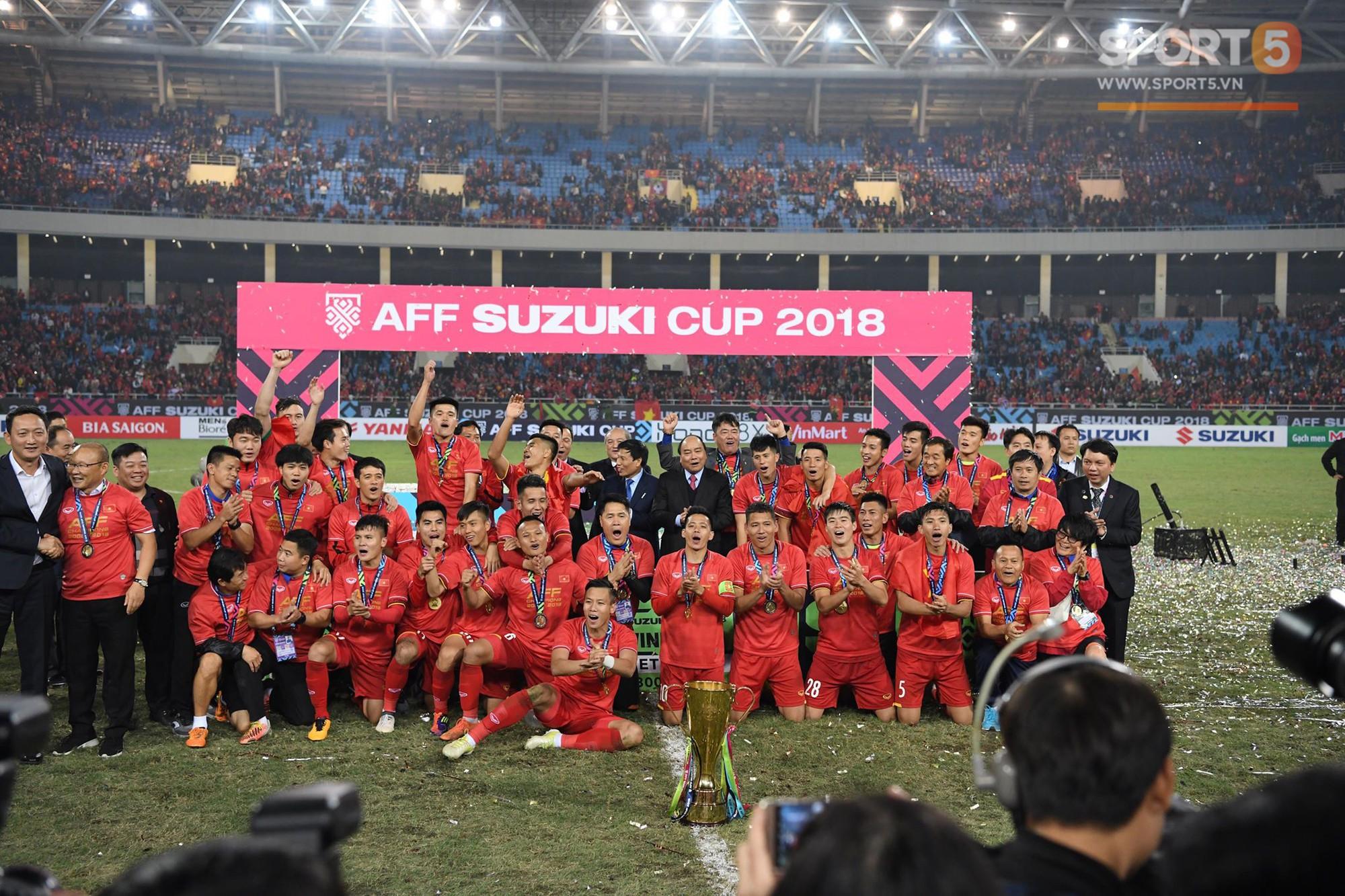 5 điểm nhấn sau chức vô địch AFF Cup của ĐT Việt Nam - Ảnh 5.
