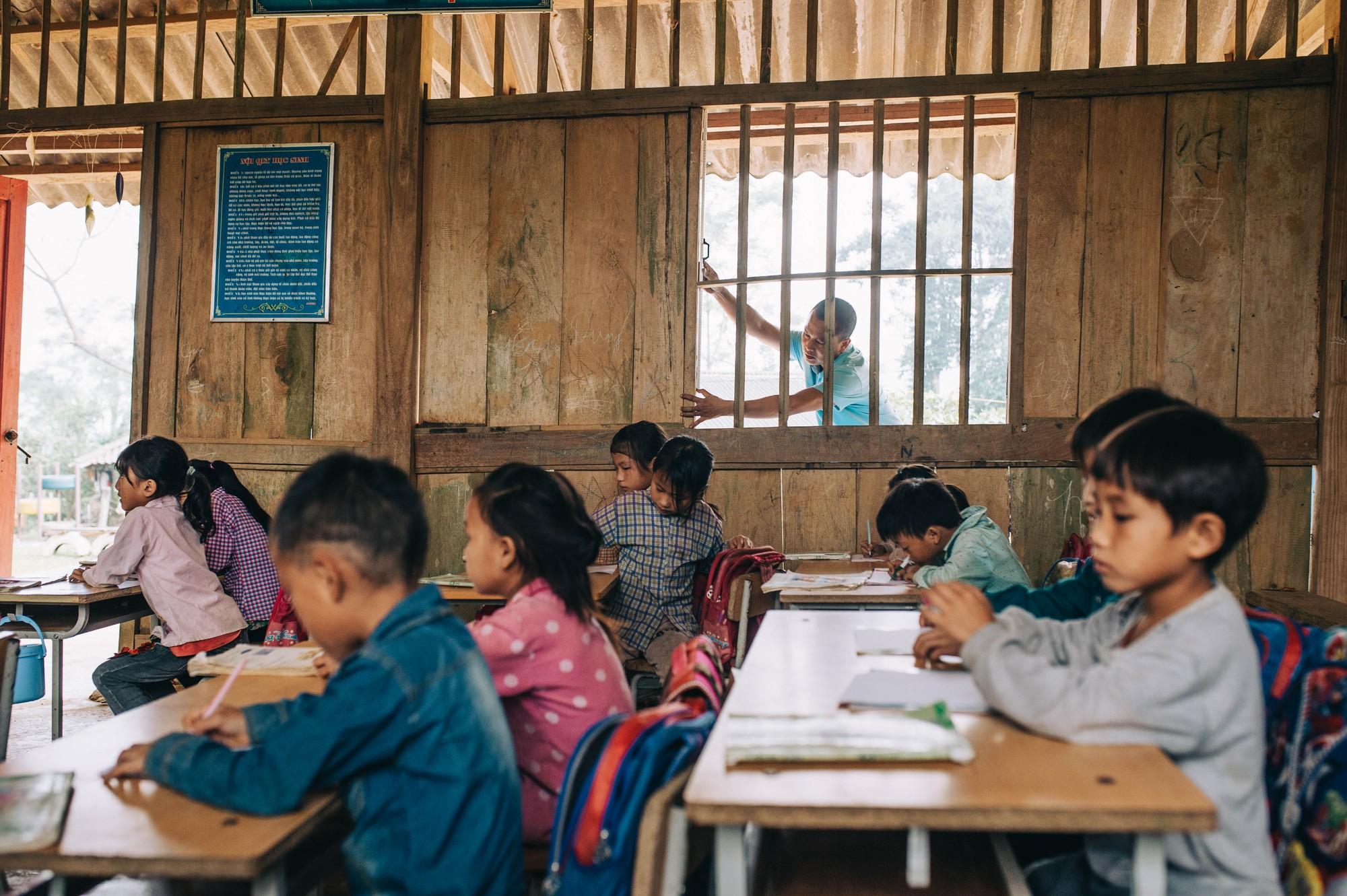 KTS Phạm Đình Quý - 5 năm đi xây 105 điểm trường vùng cao: Cứ thấy các cháu khổ mình lại tiếp tục cố gắng, mục tiêu của mình là bao giờ mình yếu thì thôi - Ảnh 8.