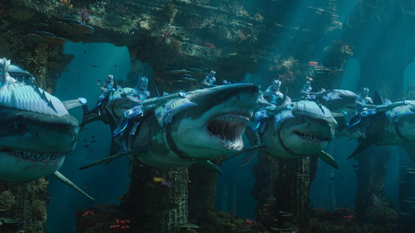 3 lý do khiến Aquaman khác biệt so với các phim siêu anh hùng khác cùng Vũ trụ Điện ảnh DC - Ảnh 8.