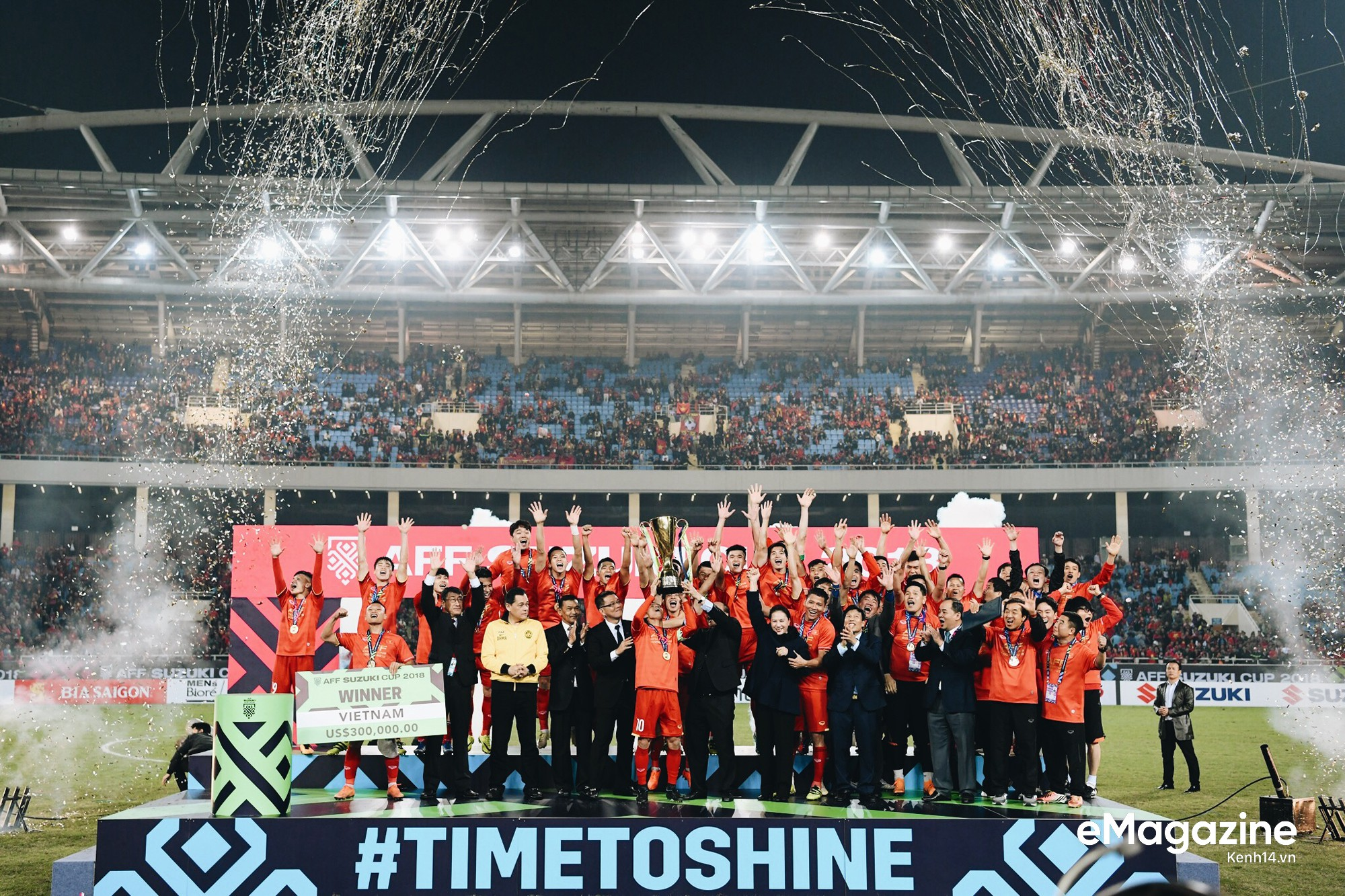 Không chỉ là cúp vàng hôm nay, thế hệ bóng đá Việt Nam mới mang tới cho ta niềm tin vào những thứ tốt đẹp hơn - Ảnh 14.