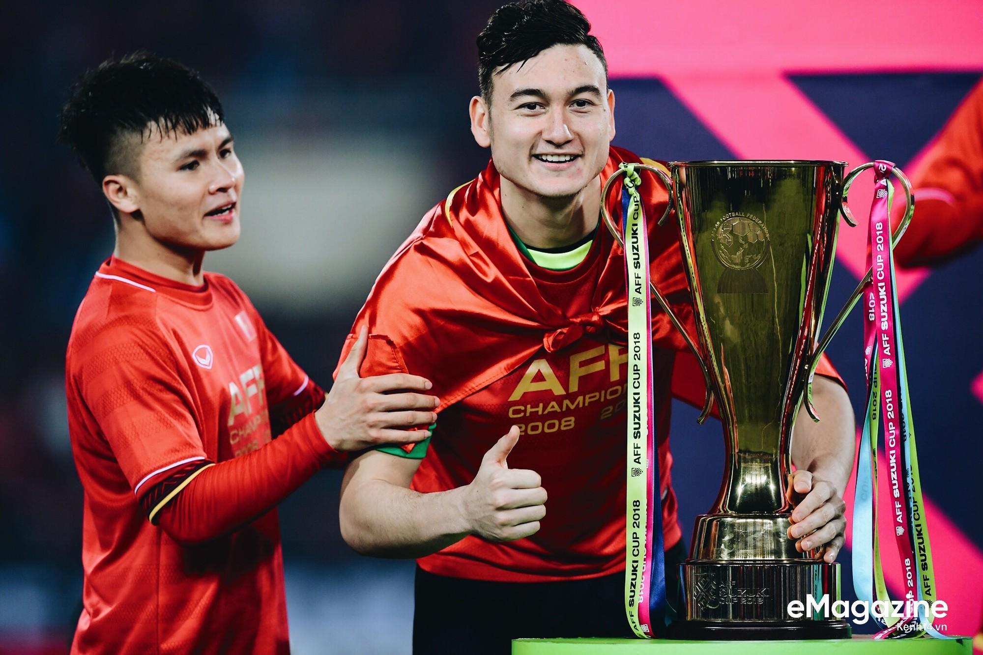 Không chỉ là cúp vàng hôm nay, thế hệ bóng đá Việt Nam mới mang tới cho ta niềm tin vào những thứ tốt đẹp hơn - Ảnh 6.