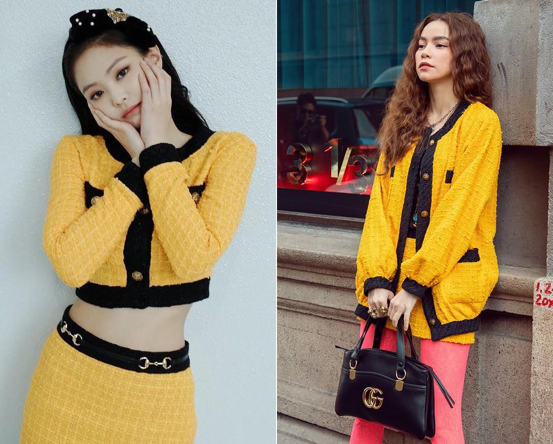 """Cắt hẳn áo gần trăm triệu cho Jennie nhưng hẳn stylist cũng không ngờ dân mạng lại phản ứng """"trái khoáy"""" thế này - Ảnh 6."""
