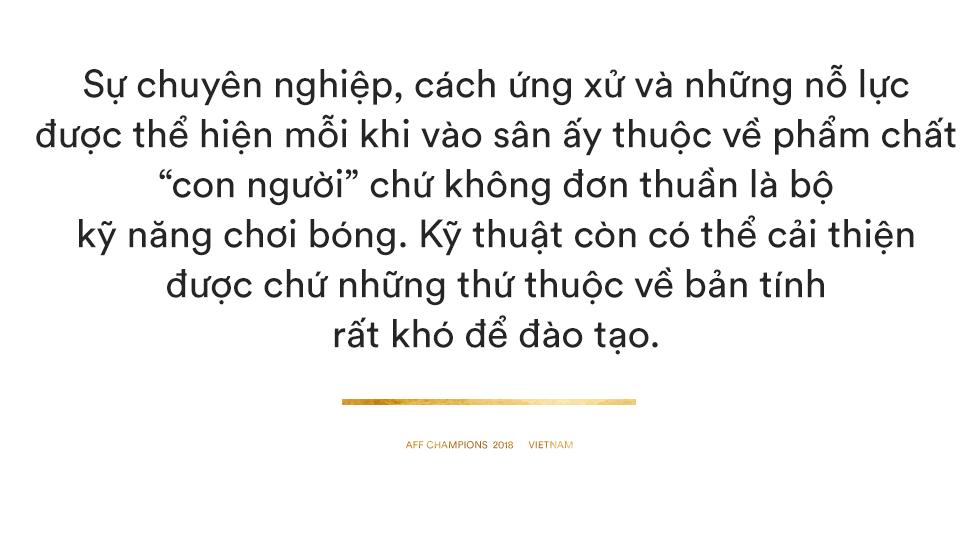 Không chỉ là cúp vàng hôm nay, thế hệ bóng đá Việt Nam mới mang tới cho ta niềm tin vào những thứ tốt đẹp hơn - Ảnh 4.