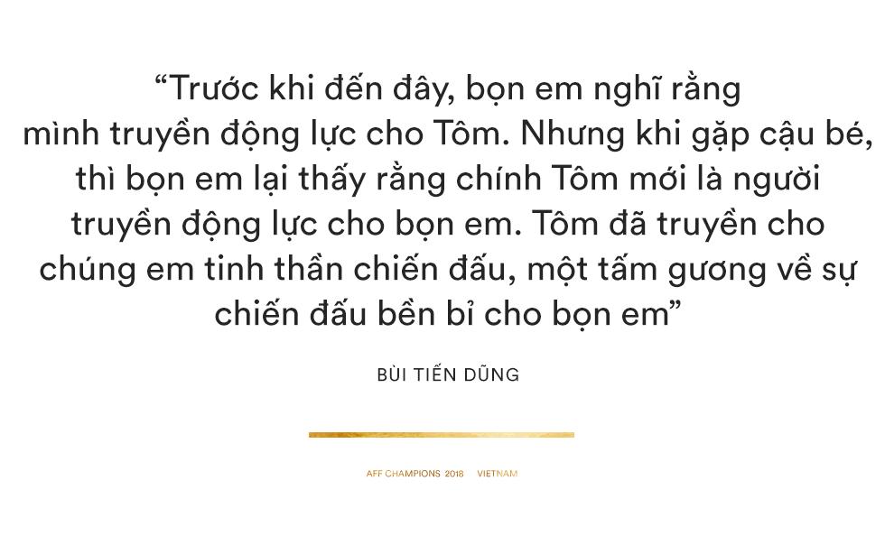 Không chỉ là cúp vàng hôm nay, thế hệ bóng đá Việt Nam mới mang tới cho ta niềm tin vào những thứ tốt đẹp hơn - Ảnh 11.