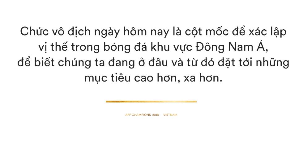 Không chỉ là cúp vàng hôm nay, thế hệ bóng đá Việt Nam mới mang tới cho ta niềm tin vào những thứ tốt đẹp hơn - Ảnh 13.