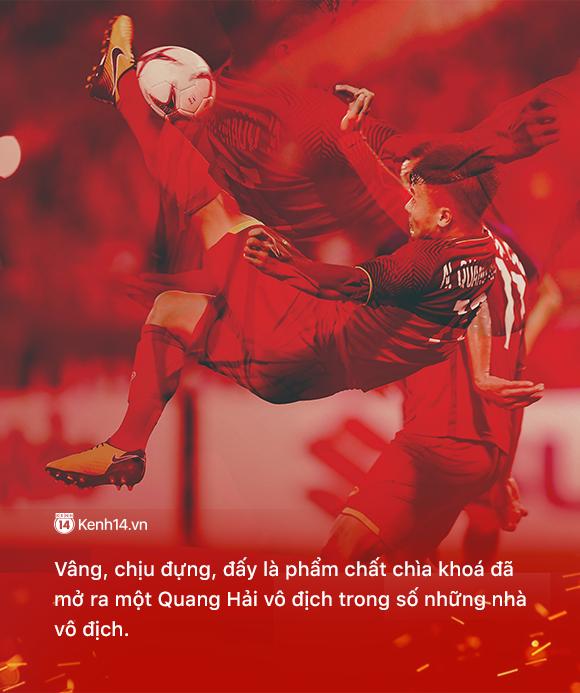 """Nguyễn Quang Hải: Cậu bé chiến binh, mới 21 tuổi đã mang sứ mệnh """"gánh team"""" - Ảnh 4."""