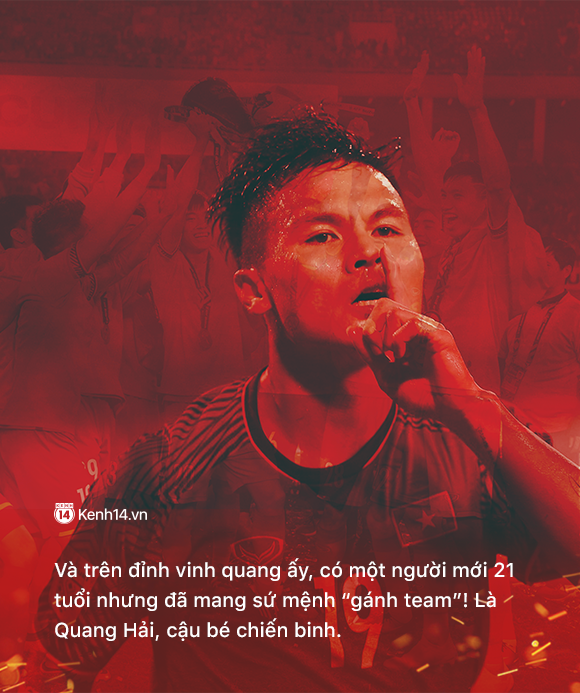 """Nguyễn Quang Hải: Cậu bé chiến binh, mới 21 tuổi đã mang sứ mệnh """"gánh team"""" - Ảnh 6."""