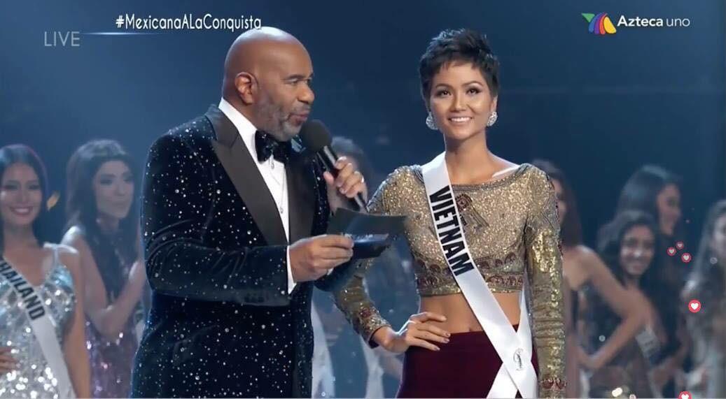 H'Hen Niê tại Miss Univese 2018- Ảnh 5.