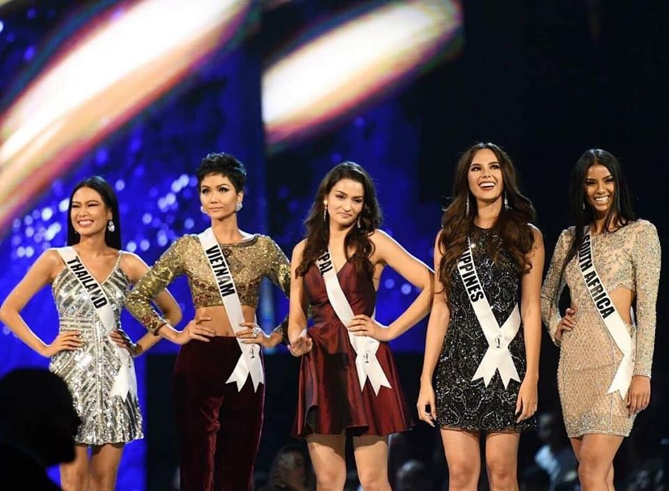 Lần đầu tiên trong lịch sử, HHen Niê làm nên kỳ tích giúp Việt Nam được vinh danh trong Top 5 Miss Universe! - Ảnh 3.