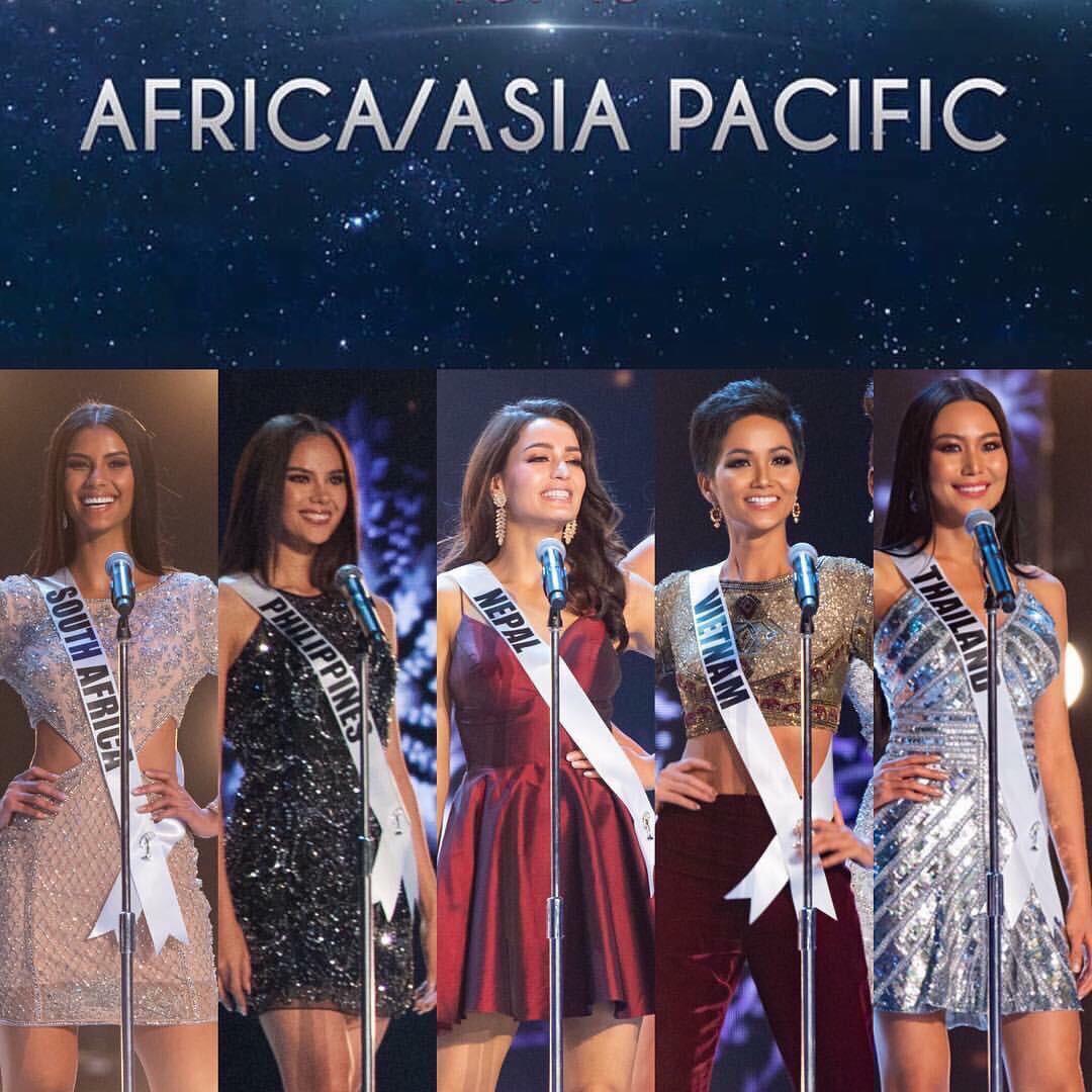 Người đẹp Philippines đăng quang Miss Universe 2018, HHen Niê dừng chân đầy tiếc nuối tại Top 5 - Ảnh 9.