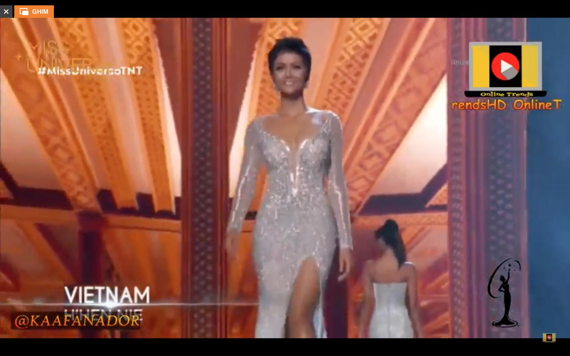 Người đẹp Philippines đăng quang Miss Universe 2018, HHen Niê dừng chân đầy tiếc nuối tại Top 5 - Ảnh 22.