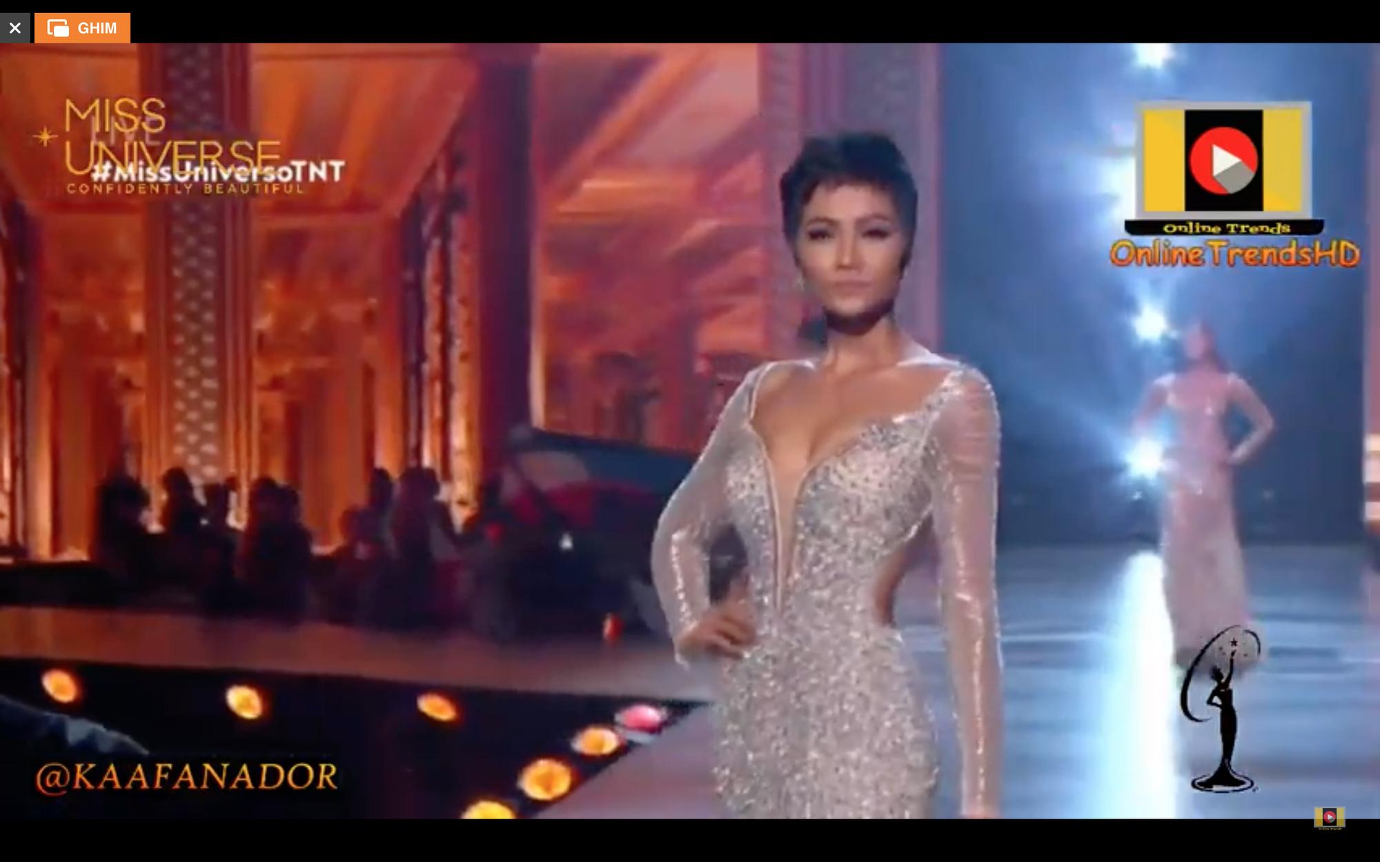 Người đẹp Philippines đăng quang Miss Universe 2018, HHen Niê dừng chân đầy tiếc nuối tại Top 5 - Ảnh 23.