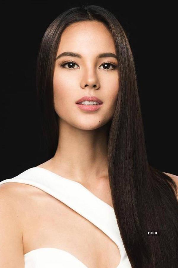 Nhan sắc lai đẹp rực rỡ của Tân Hoa hậu Hoàn vũ 2018 và loạt thành tích khủng trên hành trình đoạt vương miện thứ 3! - Ảnh 18.