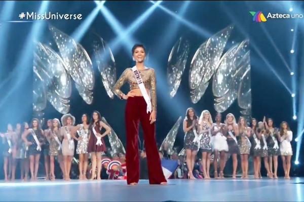 Ngoài vẻ đẹp độc lạ, đây là những yếu tố then chốt giúp HHen Niê làm nên lịch sử với Top 5 Miss Universe 2018 - Ảnh 9.