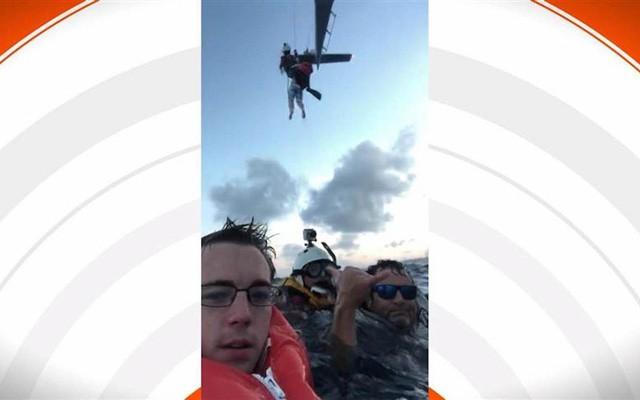 Cô gái may mắn được iPhone cứu sống sau khi lật thuyền nhờ tính năng chống nước - Ảnh 1.