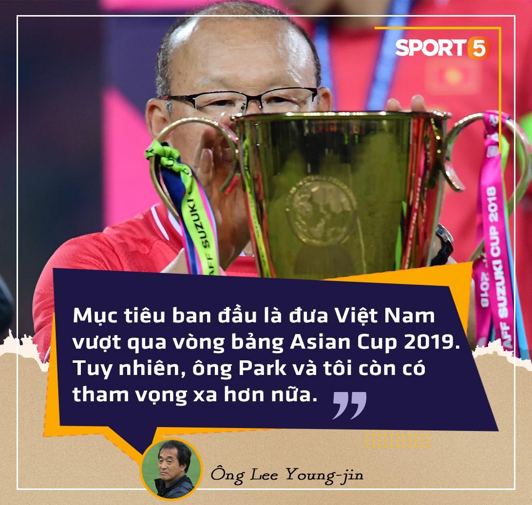 Người hùng thầm lặng của đội tuyển Việt Nam tại AFF Cup 2018: Tôi chấp nhận đánh cược sự nghiệp để sang Việt Nam làm việc - Ảnh 4.