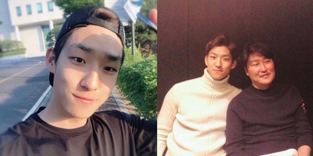 Ủng hộ phim điện ảnh của cha sai cách, con trai tài tử Song Kang Ho đắc tội với fan EXO - Ảnh 1.