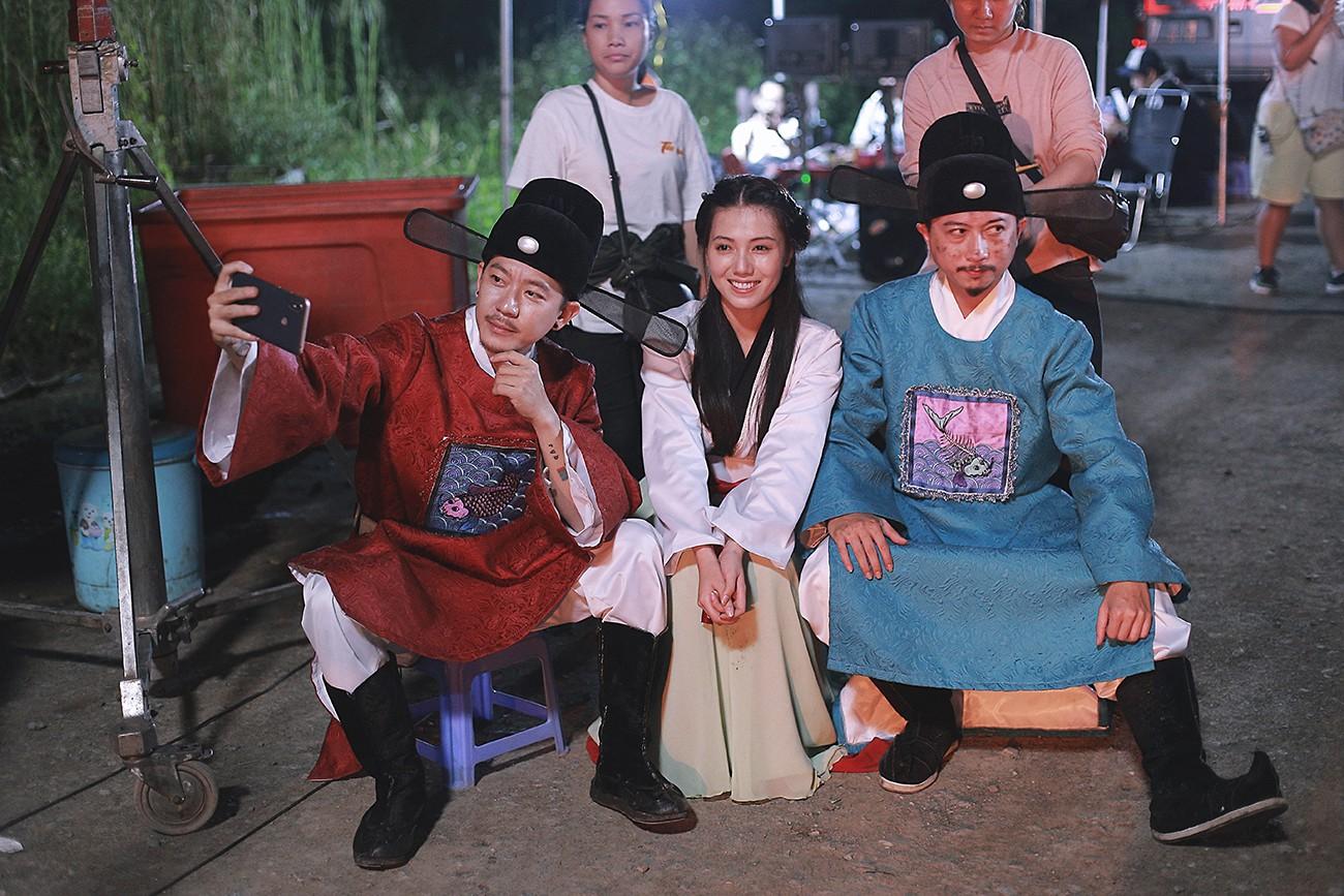 Hứa Minh Đạt bất ngờ gia nhập đường đua phim Tết, lần đầu tiên Táo Quân được đưa lên màn ảnh rộng - Ảnh 5.