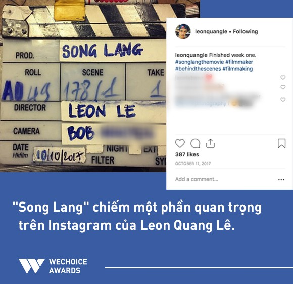 Có gì trong instagram của Leon Quang Lê, chàng đạo diễn với tâm hồn đam mê nghệ thuật? - Ảnh 1.