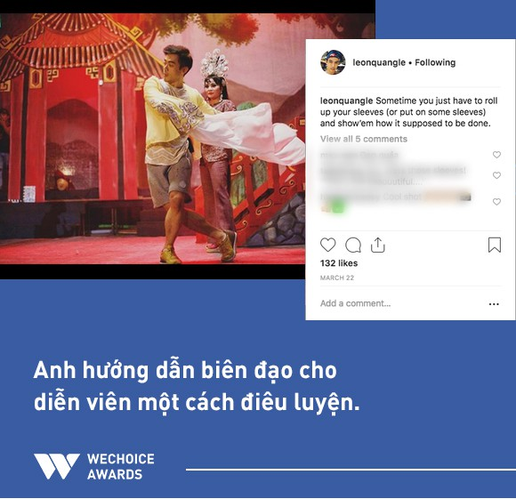 Có gì trong instagram của Leon Quang Lê, chàng đạo diễn với tâm hồn đam mê nghệ thuật? - Ảnh 6.