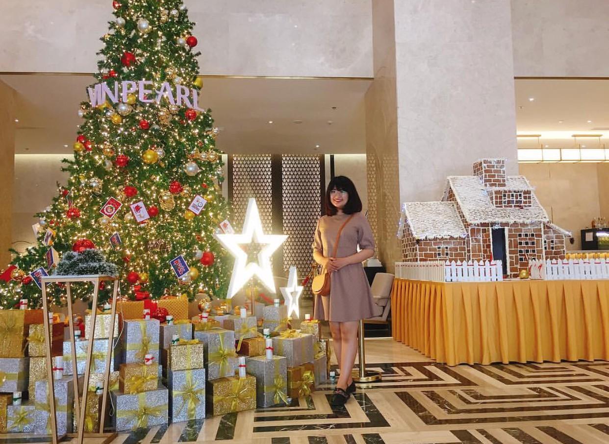 Không gian chuẩn mùa lễ hội của Vinpearl Hotels: Góc nào cũng lung linh, đã vậy còn được thưởng thức bữa tối với view ngàn sao! - Ảnh 12.