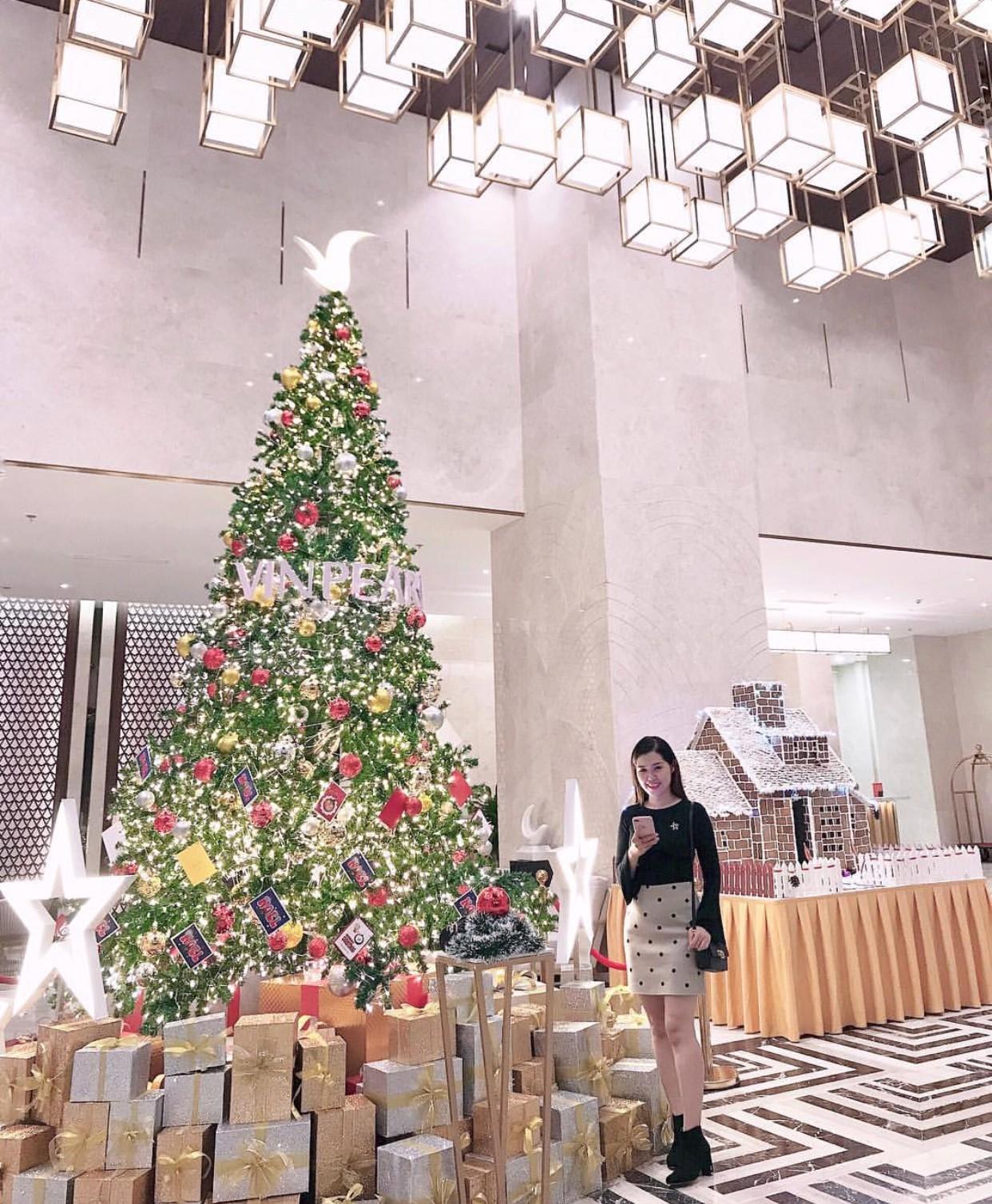 Không gian chuẩn mùa lễ hội của Vinpearl Hotels: Góc nào cũng lung linh, đã vậy còn được thưởng thức bữa tối với view ngàn sao! - Ảnh 13.