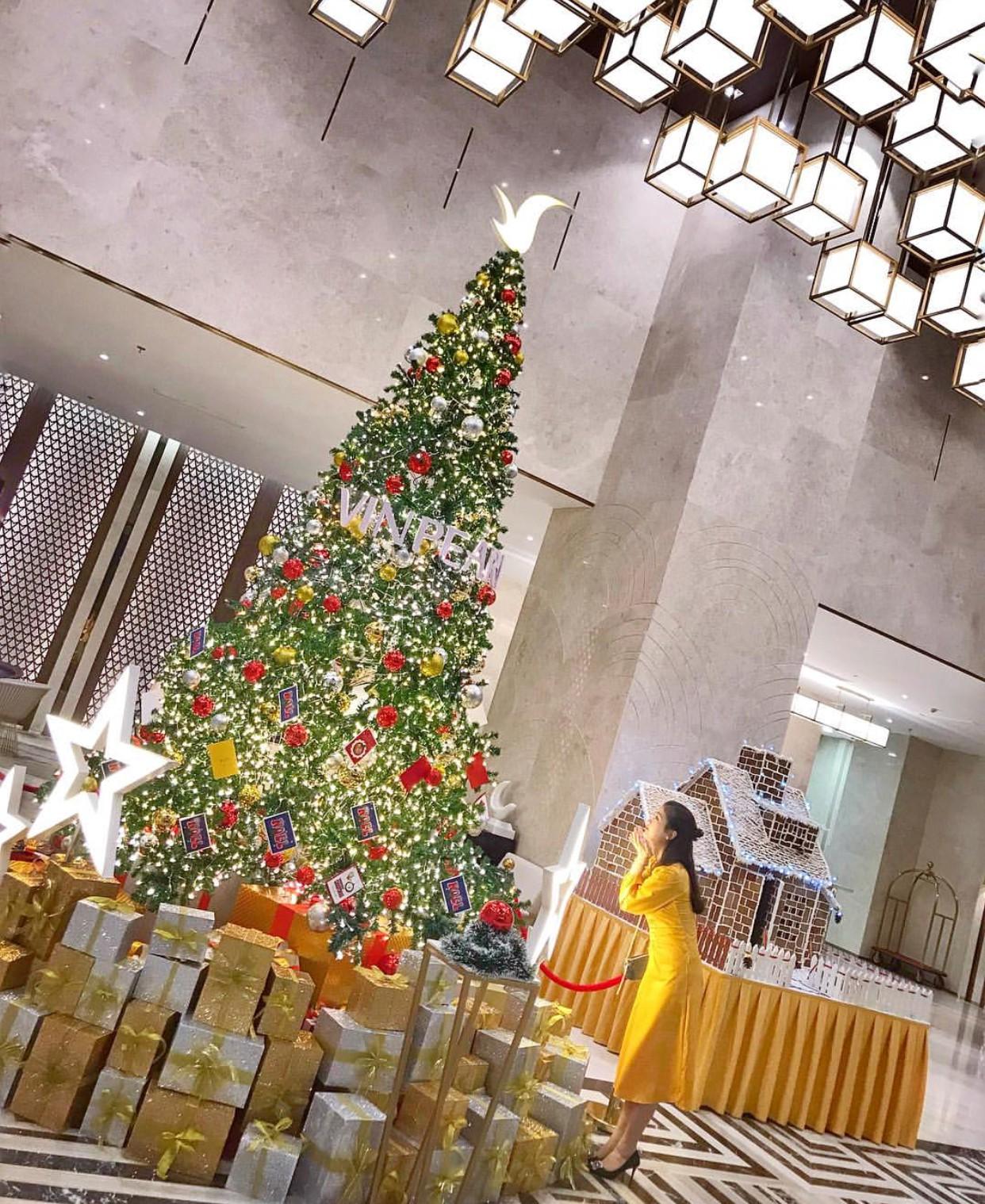 Không gian chuẩn mùa lễ hội của Vinpearl Hotels: Góc nào cũng lung linh, đã vậy còn được thưởng thức bữa tối với view ngàn sao! - Ảnh 14.