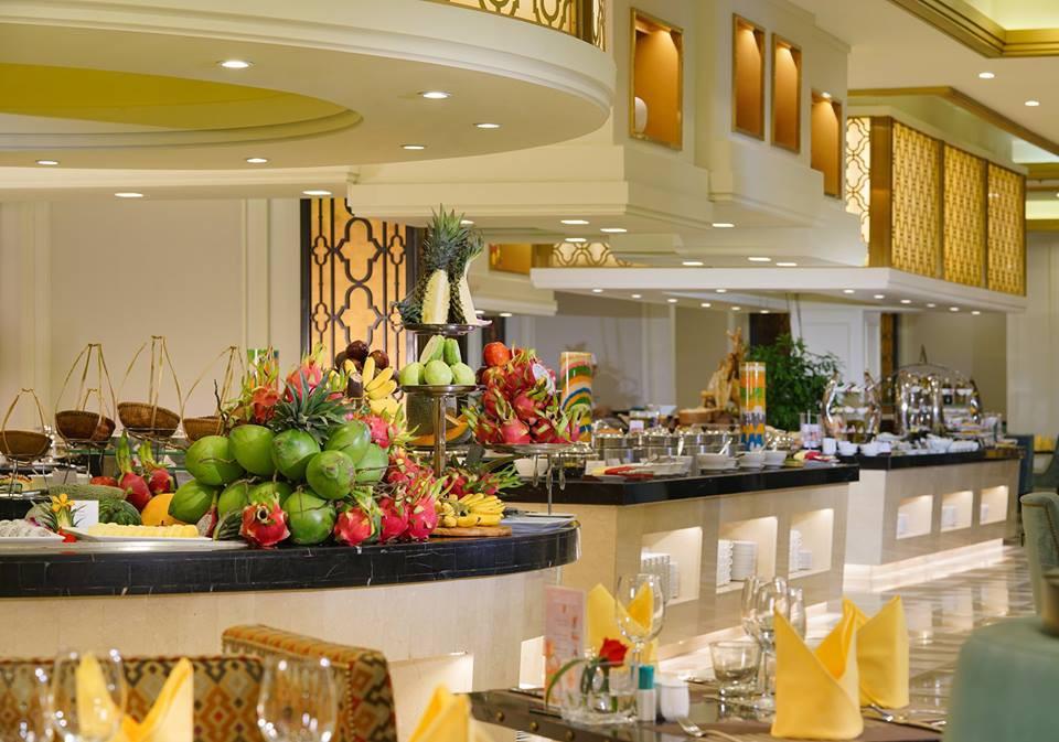 Không gian chuẩn mùa lễ hội của Vinpearl Hotels: Góc nào cũng lung linh, đã vậy còn được thưởng thức bữa tối với view ngàn sao! - Ảnh 17.