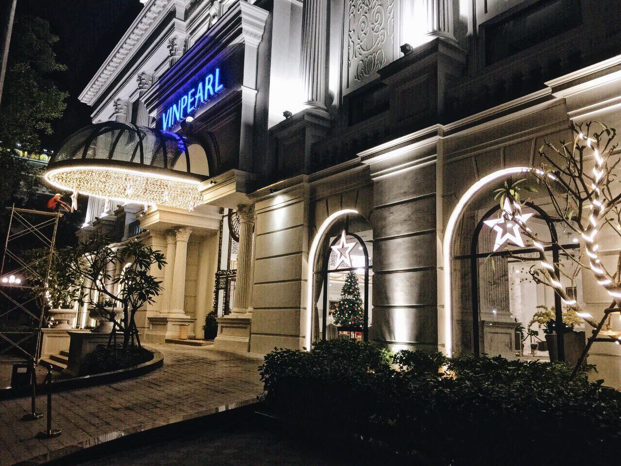 Không gian chuẩn mùa lễ hội của Vinpearl Hotels: Góc nào cũng lung linh, đã vậy còn được thưởng thức bữa tối với view ngàn sao! - Ảnh 3.
