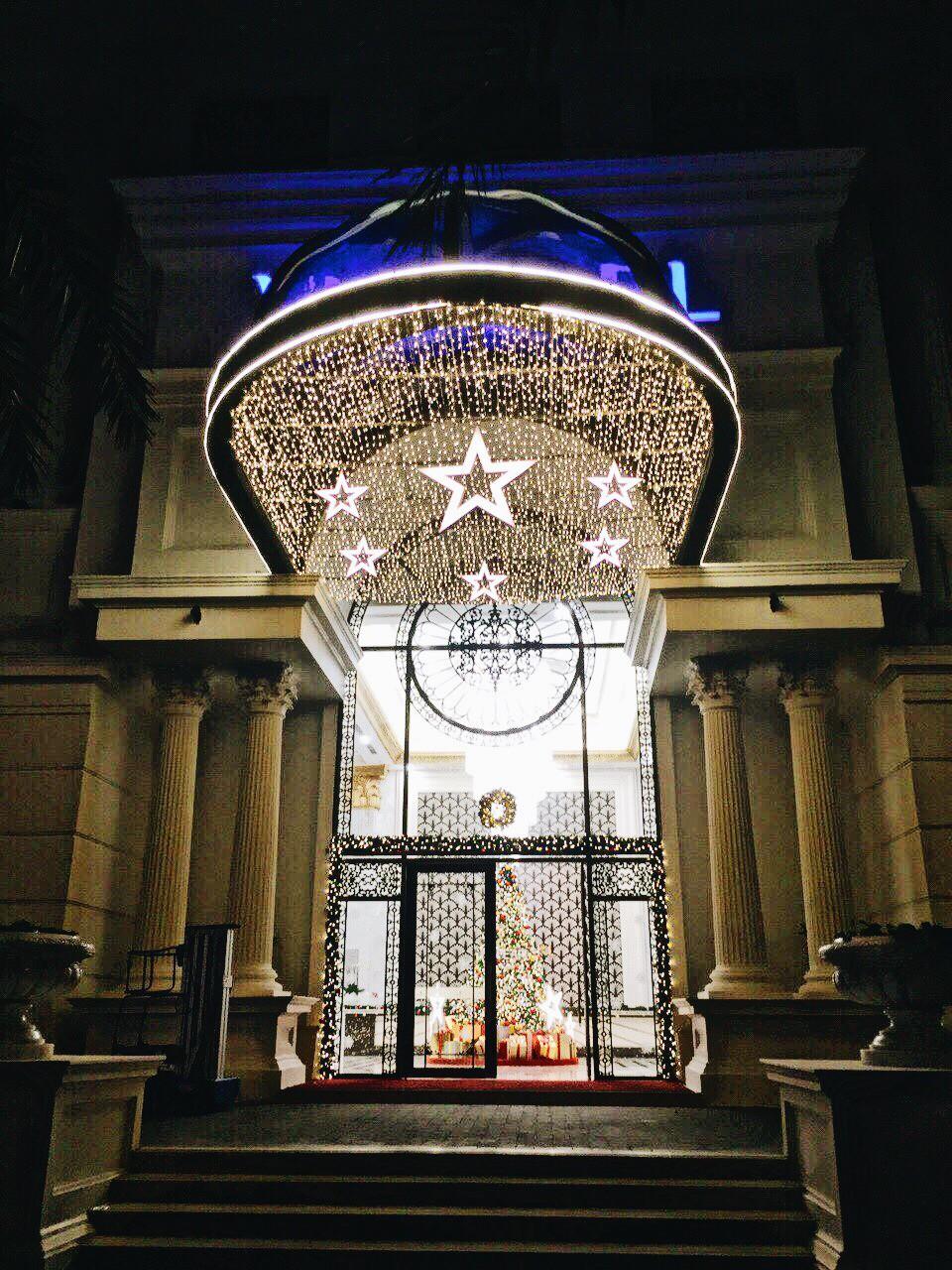 Không gian chuẩn mùa lễ hội của Vinpearl Hotels: Góc nào cũng lung linh, đã vậy còn được thưởng thức bữa tối với view ngàn sao! - Ảnh 4.