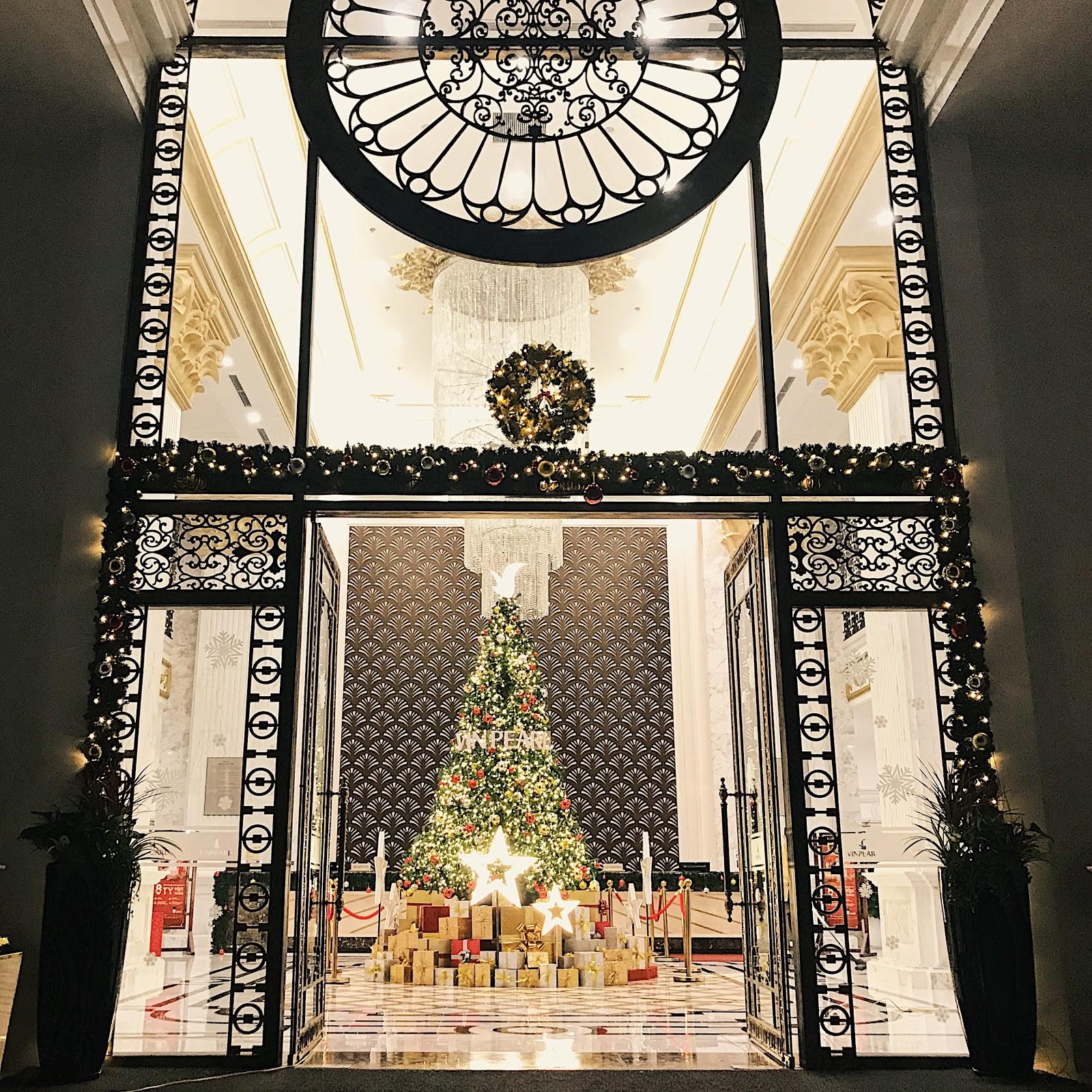 Không gian chuẩn mùa lễ hội của Vinpearl Hotels: Góc nào cũng lung linh, đã vậy còn được thưởng thức bữa tối với view ngàn sao! - Ảnh 5.