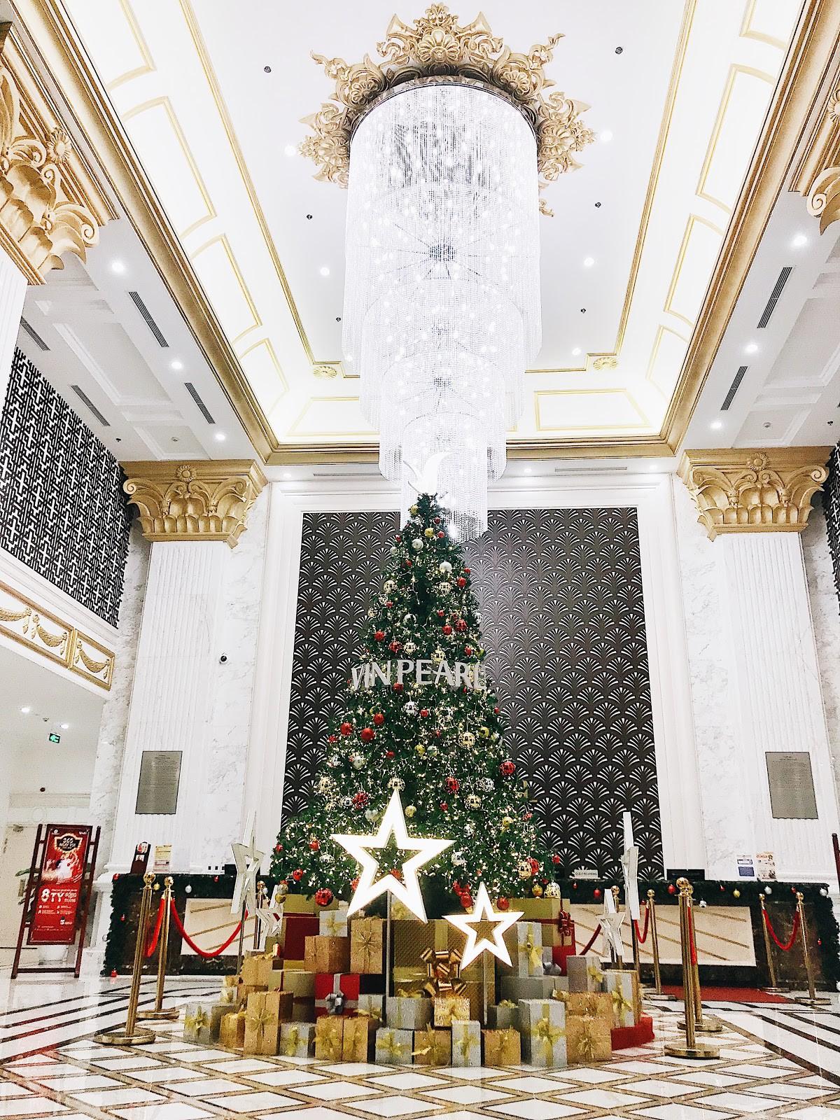 Không gian chuẩn mùa lễ hội của Vinpearl Hotels: Góc nào cũng lung linh, đã vậy còn được thưởng thức bữa tối với view ngàn sao! - Ảnh 7.