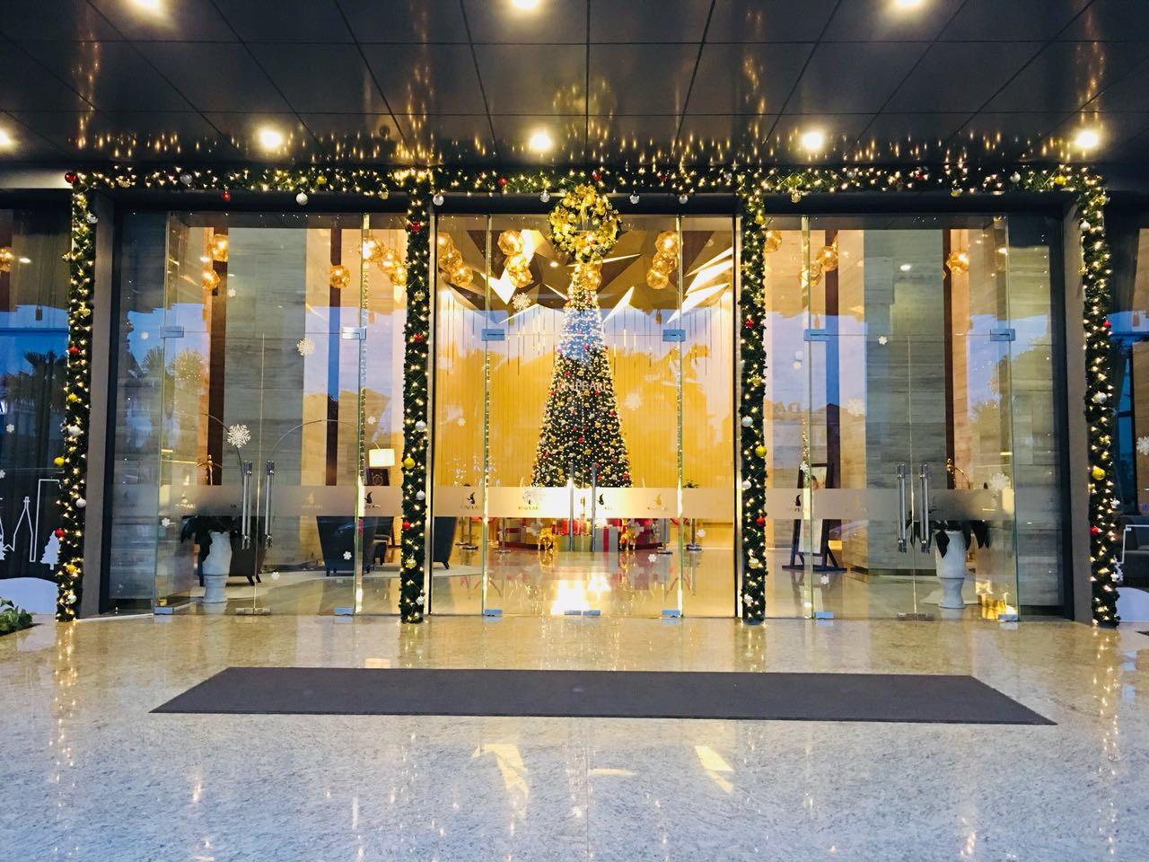 Không gian chuẩn mùa lễ hội của Vinpearl Hotels: Góc nào cũng lung linh, đã vậy còn được thưởng thức bữa tối với view ngàn sao! - Ảnh 10.