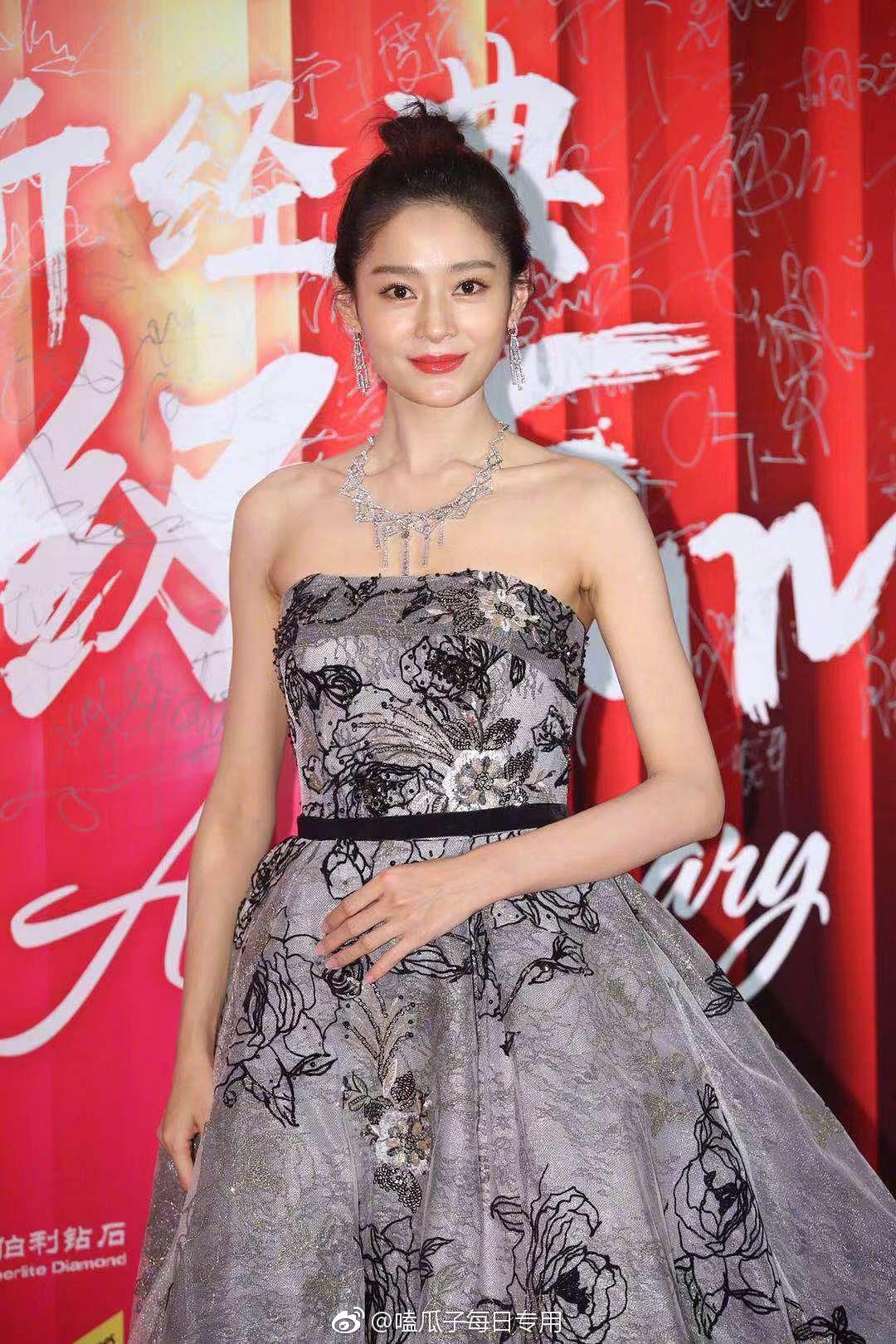 Thảm đỏ Bazaar: Đổng Khiết - Tần Lam cạnh tranh nhan sắc gay gắt bên dàn phi tần Diên Hi - Như Ý Truyện - Ảnh 6.