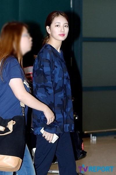 Đẹp như búp bê sống trong hình fan chụp vội, Suzy bỗng bị netizen khủng bố với loạt ảnh quá khứ khác một trời một vực - Ảnh 10.