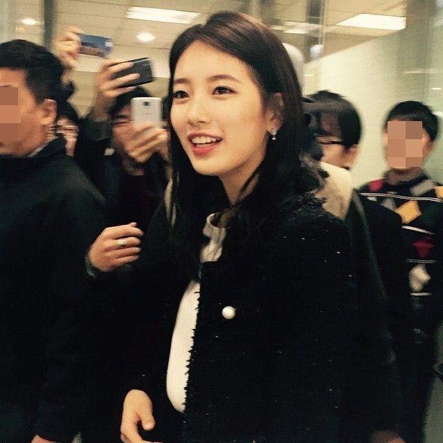 Đẹp như búp bê sống trong hình fan chụp vội, Suzy bỗng bị netizen khủng bố với loạt ảnh quá khứ khác một trời một vực - Ảnh 7.