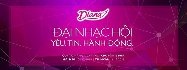 Mang hẳn thần tượng Kpop về quẩy cùng con gái Việt, có ai chịu chơi như Diana? - Ảnh 8.