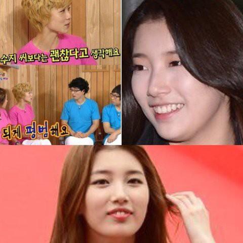 Đẹp như búp bê sống trong hình fan chụp vội, Suzy bỗng bị netizen khủng bố với loạt ảnh quá khứ khác một trời một vực - Ảnh 12.
